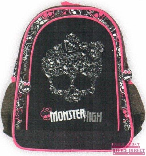 49c867163b3bb Plecak szkolny MONSTER HIGH
